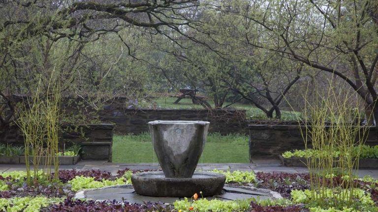 Teacup Garden at Chanticleer Garden, Wayne, Pa.