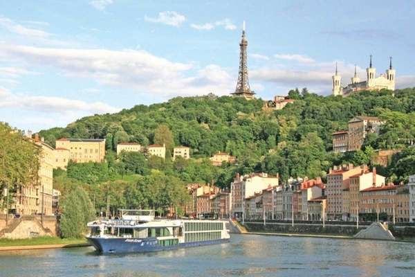 Avalon Waterways river cruise on the Rhine River