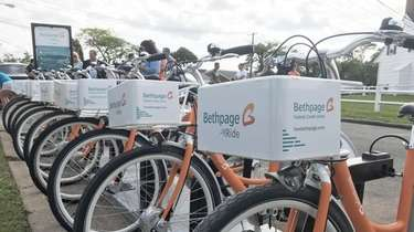 Riverhead is starting a bike share program similar