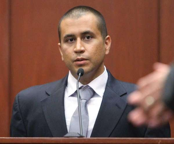 George Zimmerman addresses Trayvon Martin's parents while apologizing