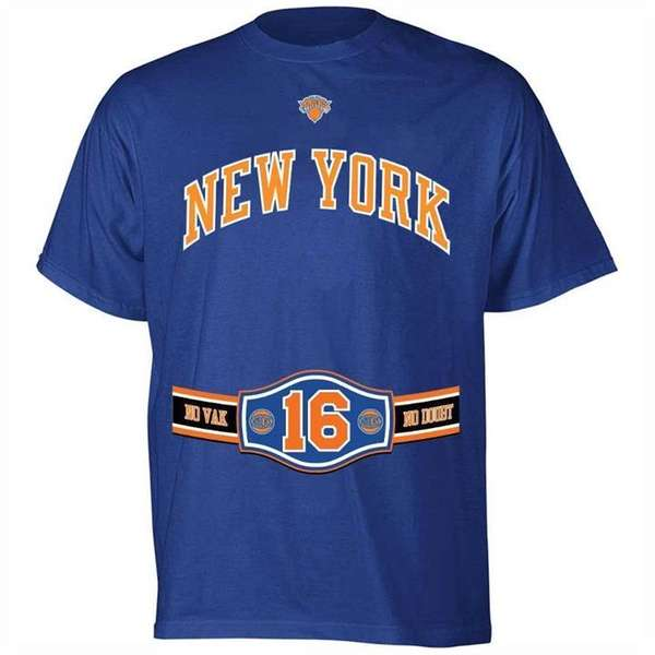 Steve Novak championship belt t-shirt.