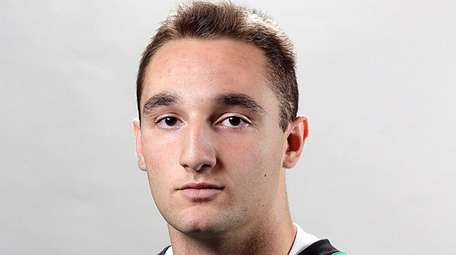 LIU kicker and punter Briant DeFelice was on