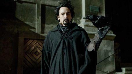 John Cusack stars in Relativity Media's stylish gothic