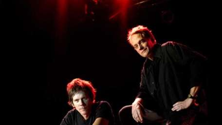 The Bacon Brothers perform together in concert on