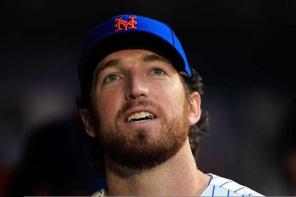 Ike Davis #29 of the New York Mets