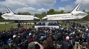 Charles Bolden, Jr., Administrator of NASA, speaks during
