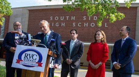 Sen. Chuck Schumer says the plan will provide