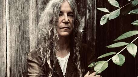 Singer-songwriter Patti Smith reflects on a year in