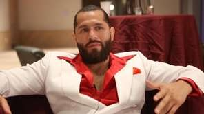 Jorge Masvidal discusses his upcoming bout with Nate