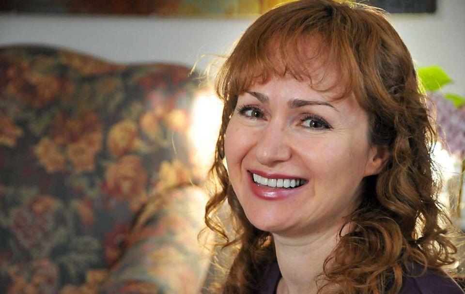 Emilya Naymark, a Mineola resident, is one of