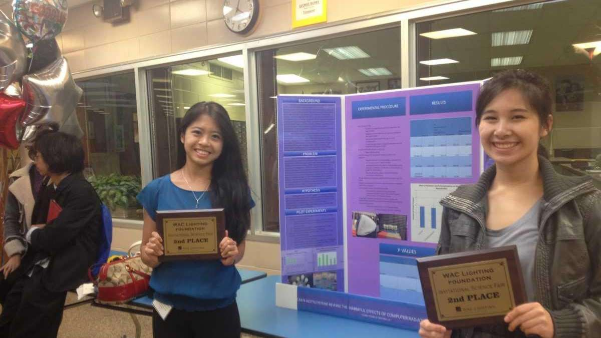 Wac Lighting Foundation Science Fair Draws Hundreds Newsday