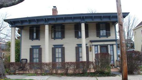 This circa 1830 house at 500 Main St.,