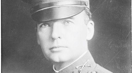 Maj. Malcolm Wheeler-Nicholson, a longtime Great Neck resident,