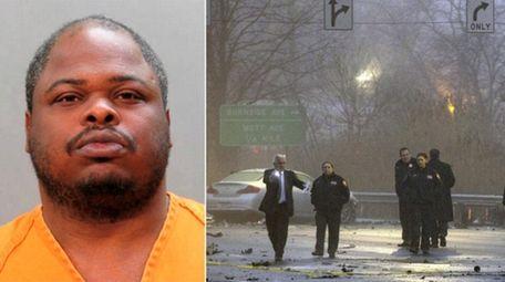Rahmel Watkins, of Brooklyn, was found guilty in