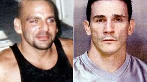 Federal prosecutors say Christian Tarantino, right, had Vincent