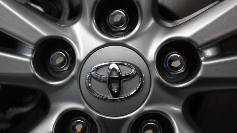 Toyota announced on Tuesday, April 24, 2012, that