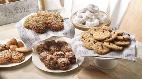 All of Organic Krush's bakery items are gluten-free.