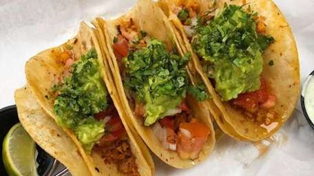 """""""Abuela"""" tacos at Curbside Mexican Grill are stuffed"""