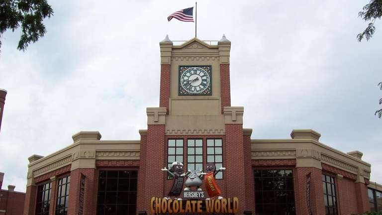 A handout photo of the Hershey Co.-owned Hershey's