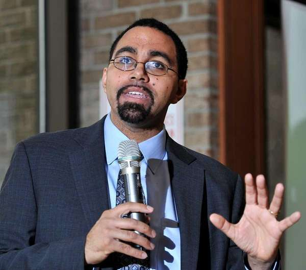 Dr. John B. King, Jr., State education commissioner,