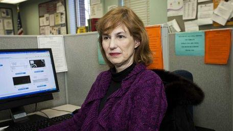 Alyssa Shulman, of Greenvale, is an unemployed teacher