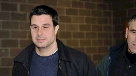 Anthony Ciccone, 39, of Locust Valley, one of