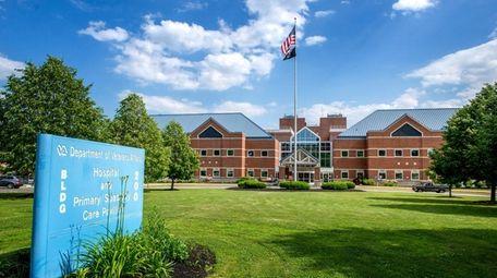 The Northport VA Medical Center campus.