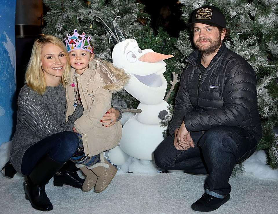 Parents: Jack Osbourne and Lisa Stelly Children: Minnie