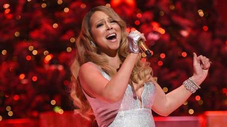 Mariah Carey's holiday album reissue will include an