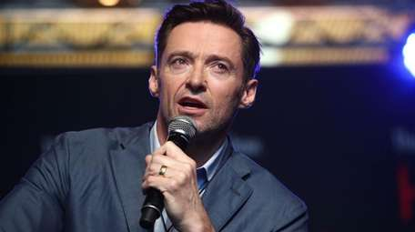 Hugh Jackman and his wife are renovating their