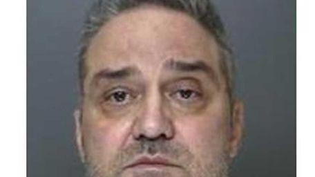 A handout mug shot of Steven Sebastopoli, 54,