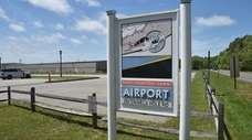 East Hampton Airport operations were up 7.5% over