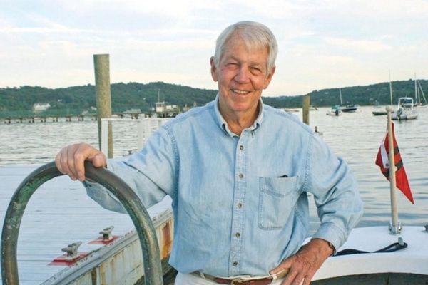 Gordon S. Hargraves, of Lloyd Harbor, a banker