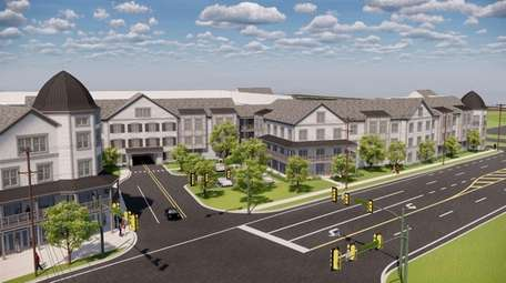 A proposed $120 million project by AvalonBay Communities