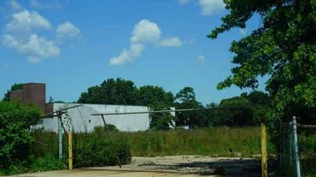 The site of the former Brunswick Hospital Center,
