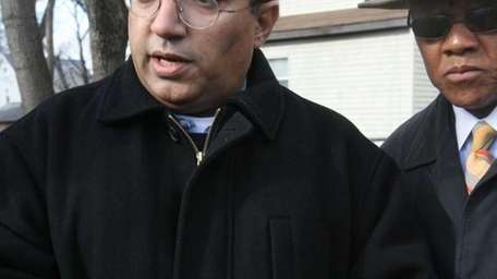 Raj Batheja, the developer of Stoneridge Homes, a