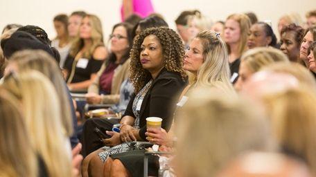 The LIA Women's Collaborative organized the event, Tackling