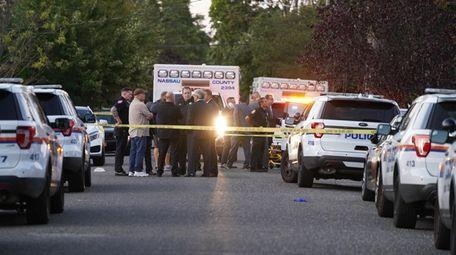 Nassau police investigate a shooting in Oceanside on