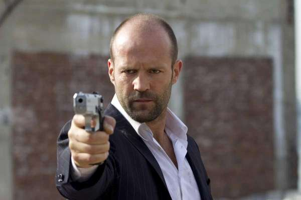 Jason Statham stars as 'Luke Wright' in