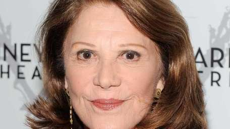 Actress Linda Lavin poses for a photo on