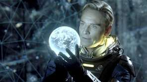 Michael Fassbender makes a discovery that could have