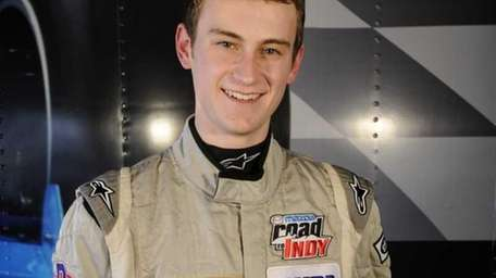 One of the youngest U.S. Formula racers, Ryan