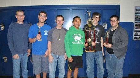 Levittown's Division Avenue High School team won the