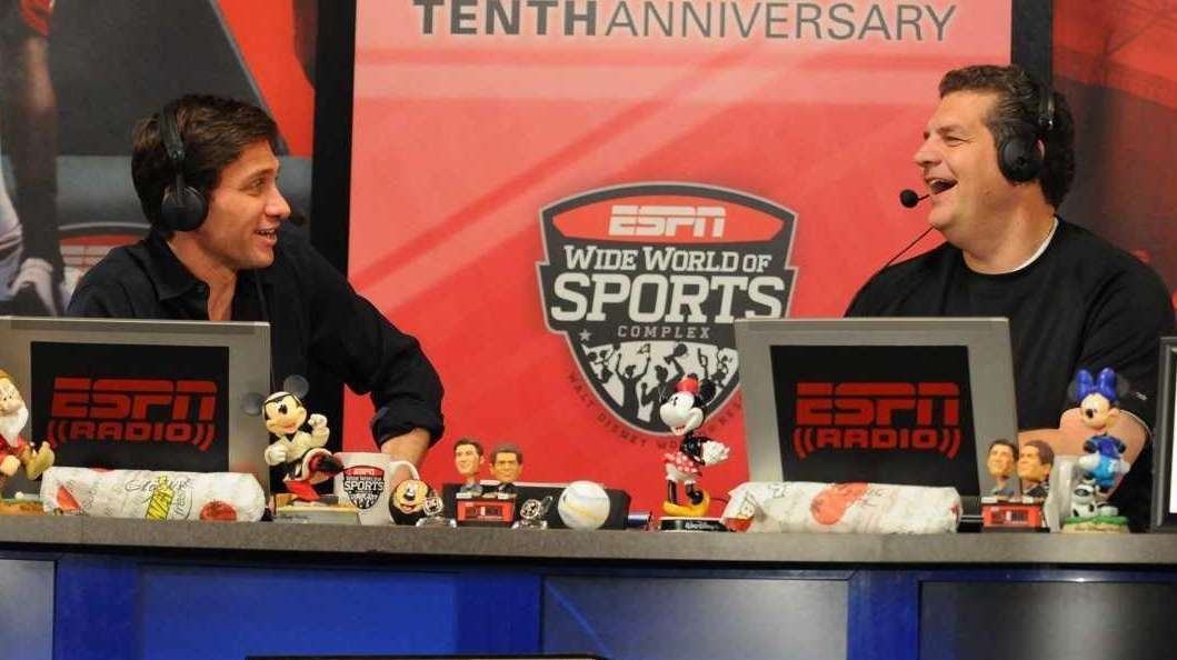ESPNs Mike Golic Tackles Low Blood Sugar and Diabetes pictures