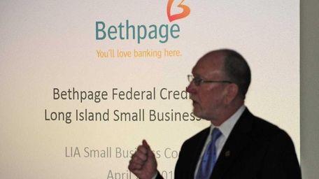 Kirk Kordeleski speaks about the Long Island Small