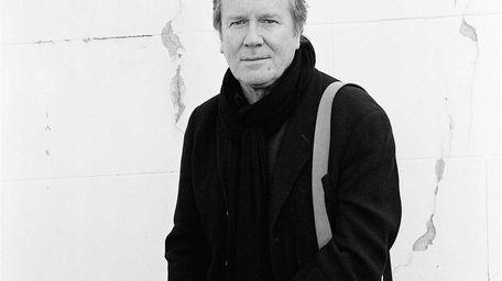 William Boyd, author of