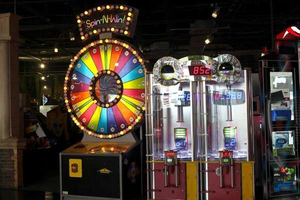 The New Roc Fun House offers 300 arcade
