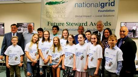 Students from the Patchogue-Medford School District were winners