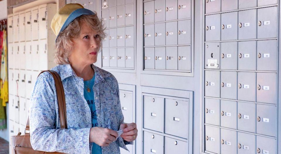 Three-time Oscar winner Meryl Streep stars in this