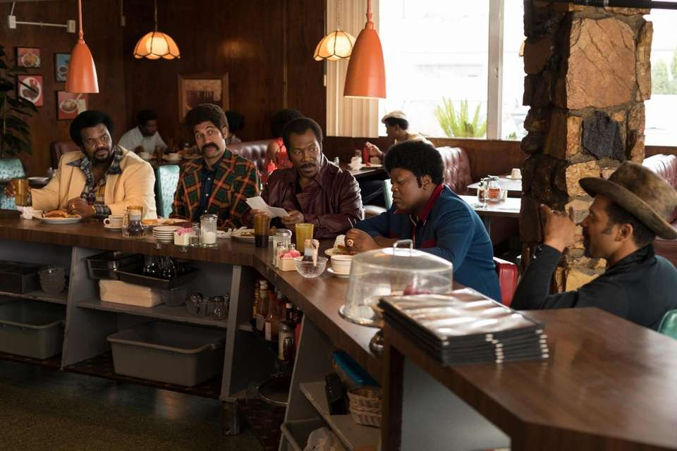 Starring comedic veteran Eddie Murphy, this new Netflix